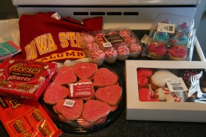 Gifts from my children last year. Can anyone say sugar overload?
