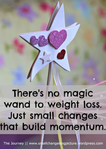 weight loss magic