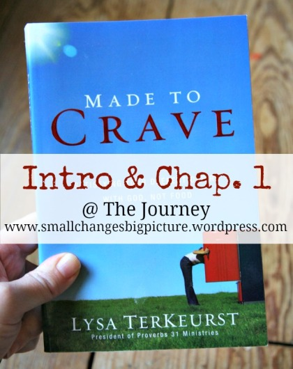 Made to Crave Introduction Chapter 1