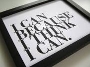 think can