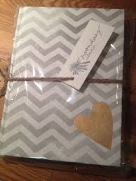 This is the Noonday notebook that I got my daughter for Christmas.  It is adorable!