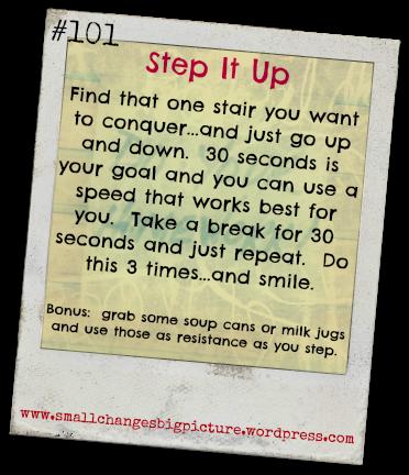 101 step